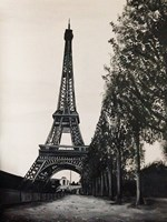 Paris in the Park Fine Art Print