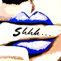Shhh Fine Art Print