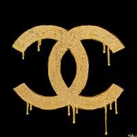 Chanel Gold Lust Fine Art Print
