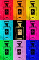 Chanel All Colors Chic Fine Art Print