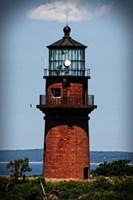 Gay Head Lighthouse Marthas Vineyard MA Framed Print