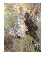 Idylle (Lovers) Fine Art Print