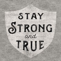 Stay Strong Fine Art Print