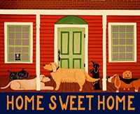 Home Sweet Home II Fine Art Print