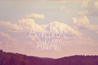 Adventure Awaits I Fine Art Print