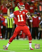 Alex Smith 2015 Action Fine Art Print