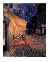 Night Cafe Fine Art Print