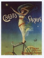 Sirius Cycles Fine Art Print