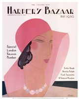 Harper's Bazaar May 1930 Fine Art Print