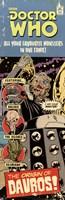 Doctor Who - Origin of Davros Co Fine Art Print