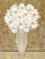 Bouquet Of Daisies III Fine Art Print