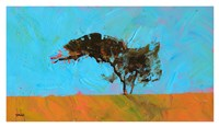 Desert Tree Fine Art Print