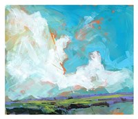 Sky Four-Massif Fine Art Print