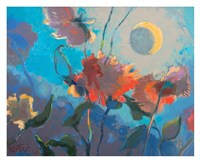Dahlia Moonglow Fine Art Print