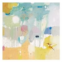 Hummingbird at Home 2 Fine Art Print