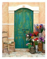 Fleuriste, Provence Fine Art Print