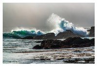 The Wave, Long Beach Fine Art Print