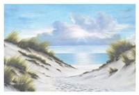 Sand and Sea Fine Art Print