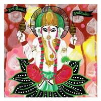 Ganesh of Gratitude Fine Art Print