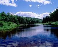 Adirondack State Park, Adirondack Mountains, New York Fine Art Print