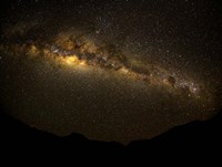 Milky Way, Etosha National Park, Namibia Fine Art Print