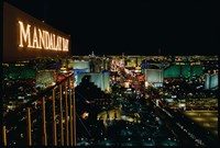 Mandalay Bay Resort And Casino, Las Vegas, Clark County, Nevada Fine Art Print