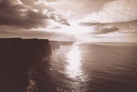 The Cliff Of Moher Ireland Fine Art Print
