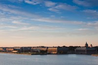US Naval Academy, Severn River, Annapolis, Maryland Fine Art Print