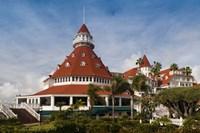 Hotel del Coronado, Coronado, San Diego County Framed Print