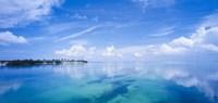 Cloudy Ocean, Florida Keys, Florida Fine Art Print