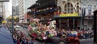 Mardi Gras Festival, New Orleans, Louisiana Fine Art Print