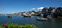 Nantucket Harbor, Massachusetts Framed Print