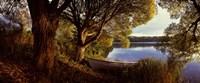 Vuoksi River, Imatra, Finland Fine Art Print