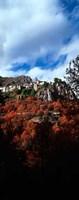 Roubion Village, Provence-Alpes-Cote d'Azur, France Fine Art Print