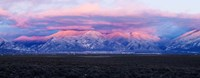 Sangre De Cristo Mountains, Taos County, New Mexico Fine Art Print