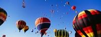 International Balloon Festival, Albuquerque, New Mexico Fine Art Print