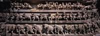 Chennakesava Temple, Belur, Karnataka, India Fine Art Print