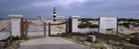 Cape Recife Lighthouse, Republic of South Africa Fine Art Print