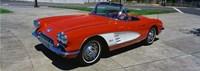 1959 Corvette Fine Art Print
