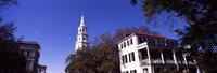 St. Michael's Episcopal Church, Charleston, South Carolina Fine Art Print