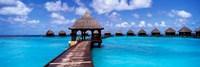 Thulhagiri Island Resort, North Male Atoll, Maldives Fine Art Print