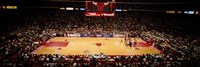 NBA Finals Bulls vs Suns, Chicago Stadium Fine Art Print