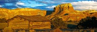 Ghost Ranch at Sunset, Abiquiu, New Mexico Fine Art Print