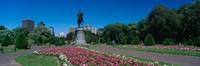 Paul Revere Statue, Boston Public Garden, Massachusetts Fine Art Print