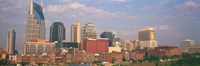 Skyline of Nashville, TN Fine Art Print