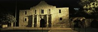 The Alamo, San Antonio, TX Fine Art Print