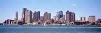 Waterfront Buildings, Boston, Massachusetts Fine Art Print