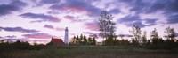 Tawas Point Lighthouse, Lake Huron, Michigan Fine Art Print