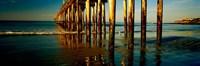 Cayucos Pier, Cayucos, California Fine Art Print