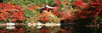 Daigo Temple, Kyoto, Japan Fine Art Print